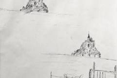 Mont St. Michel - 3vd