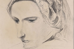 tekening La pensée